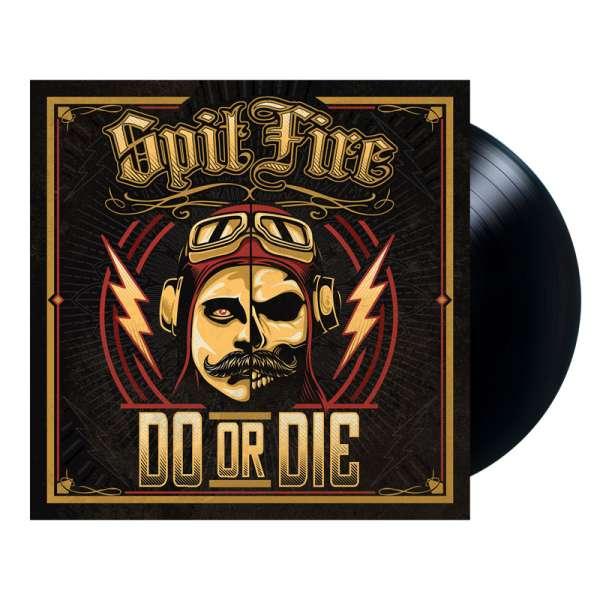 SPITFIRE - Do Or Die - Ltd. BLACK LP