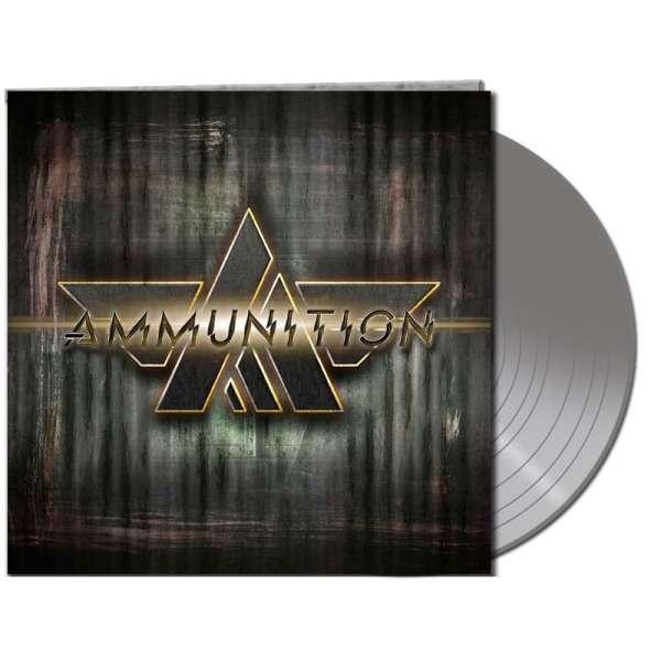 AMMUNITION - Ammunition - Ltd. Gatefold GREY LP