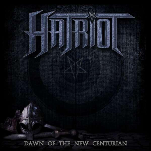 HATRIOT - Dawn Of The New Centurion - CD Jewelcase