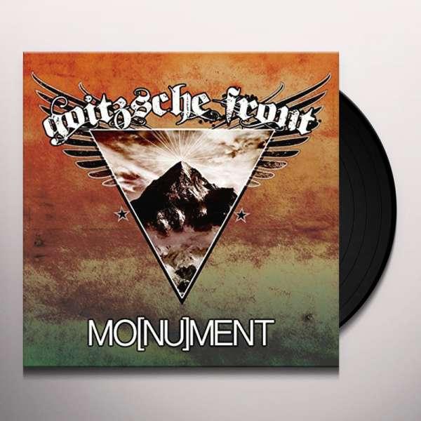 GOITZSCHE FRONT - Mo(nu)ment - Ltd. Gatefold 2-LP