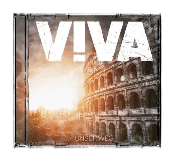 VIVA - Unser Weg - CD Jewelcase