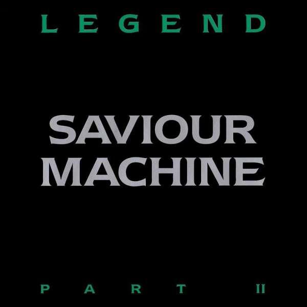 SAVIOUR MACHINE - Legend Part II - CD Jewelcase