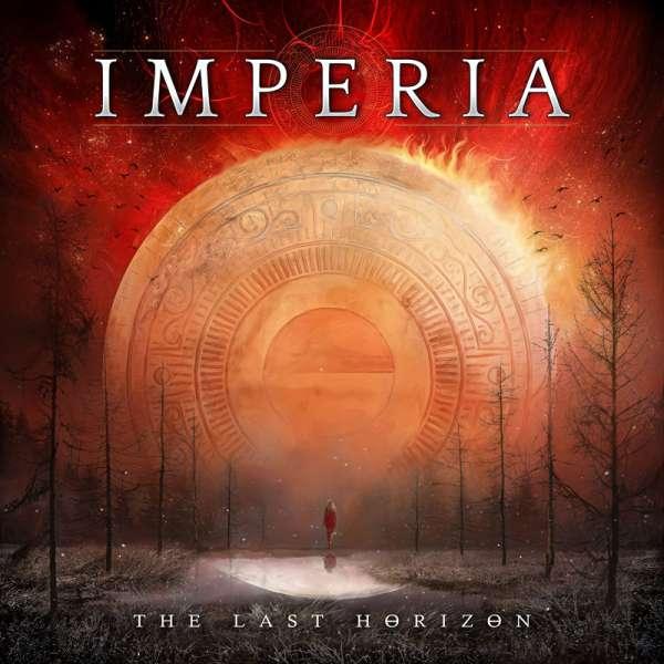 IMPERIA - The Last Horizon - 2-CD-Digipak