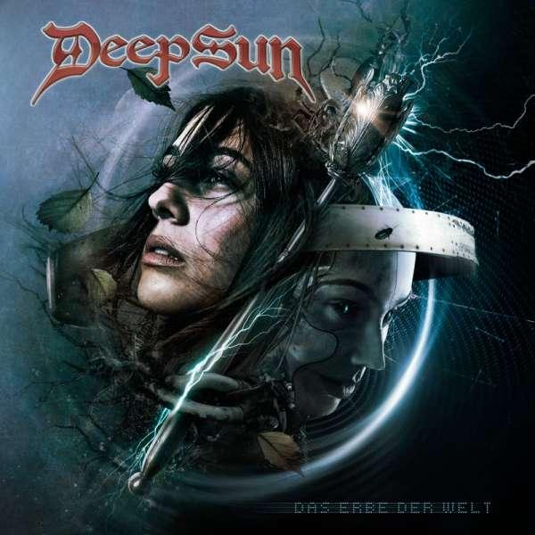 DEEP SUN - Das Erbe Der Welt - CD Jewelcase
