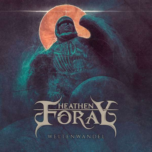 HEATHEN FORAY - Weltenwandel - Digipak-CD