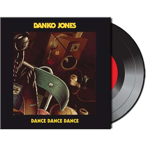 """DANKO JONES - Dance Dance Dance - Ltd. 7"""" Vinyl Single"""