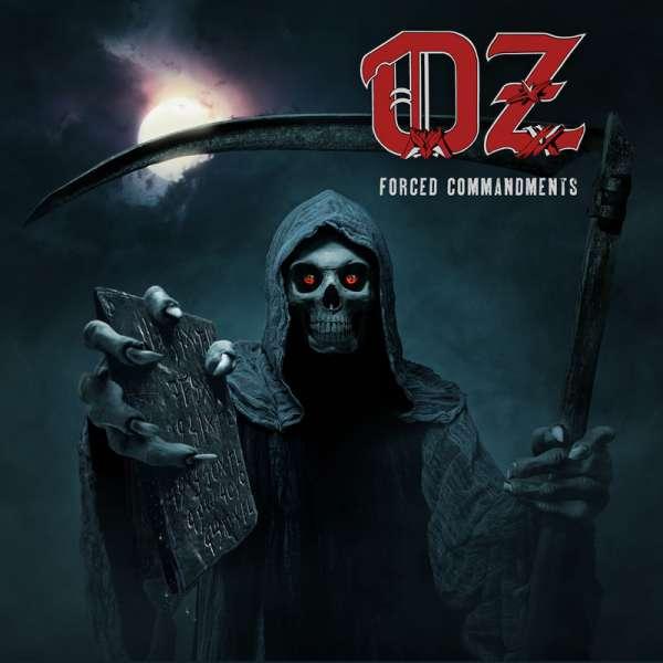 OZ - Forced Commandments - Ltd. Gatefold CLEAR LP