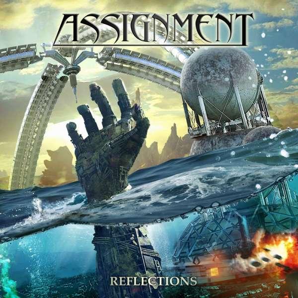 ASSIGNMENT - Reflections - Digipak-CD