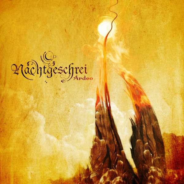 NACHTGESCHREI - Ardeo - CD Jewelcase