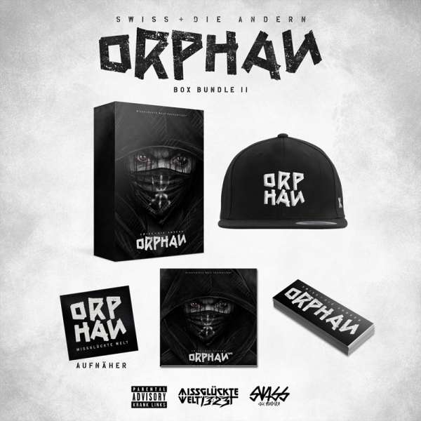 SWISS & DIE ANDERN - Orphan - Ltd. Boxset 2