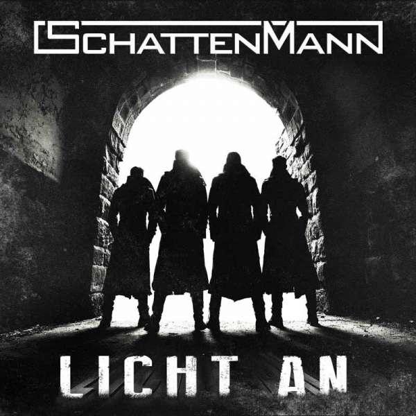 SCHATTENMANN - Licht An - CD (Jewelcase)
