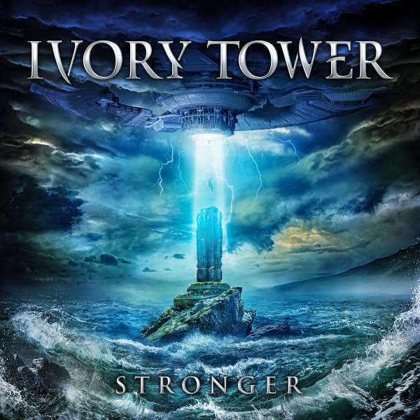IVORY TOWER - Stronger - Digipak-CD