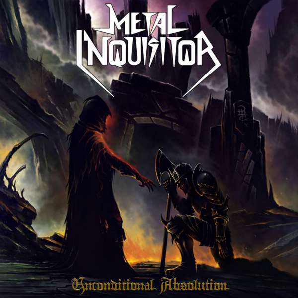 METAL INQUISITOR - Unconditional Absolution (Re-Release) - Digipak-CD